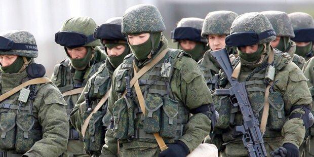 Erbitterter Kampf um die Krim