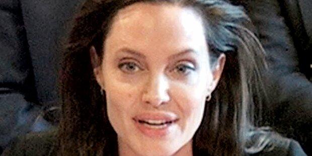 Sorge um erschöpfte & gealterte Jolie