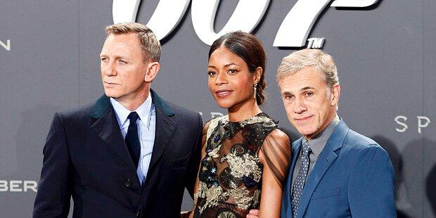 Alles wartet auf neuen James Bond