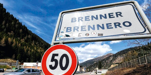 Gipfel soll Brenner-Streit lösen
