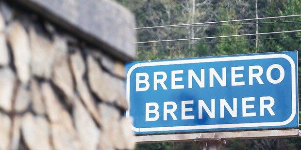 Brenner: Keine Grenzkontrollen mehr