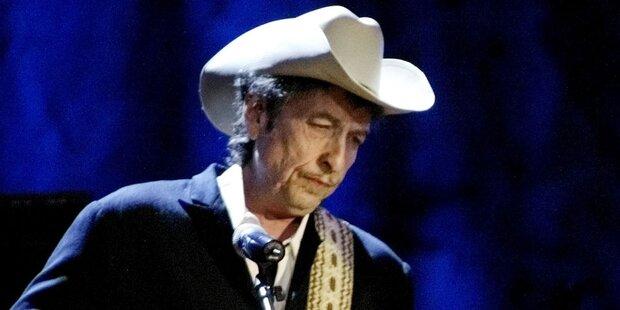 Bob Dylan kommt für drei Konzerte nach Österreich