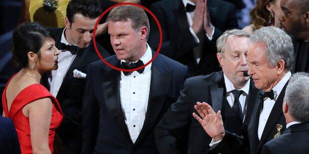 ER vermasselte die Oscars