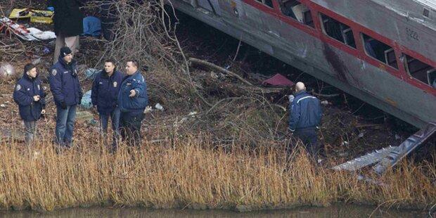 Zug-Tragödie: Verletzte in kritischem Zustand