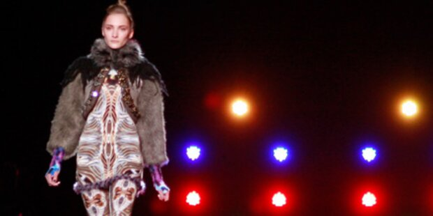 Fashion-Giganten zeigen Trends in NY