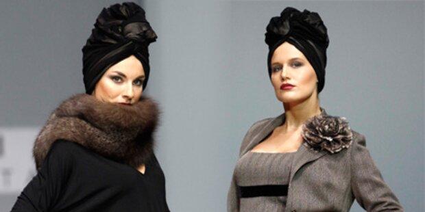Moskau im Modefieber: Volvo Fashion Week