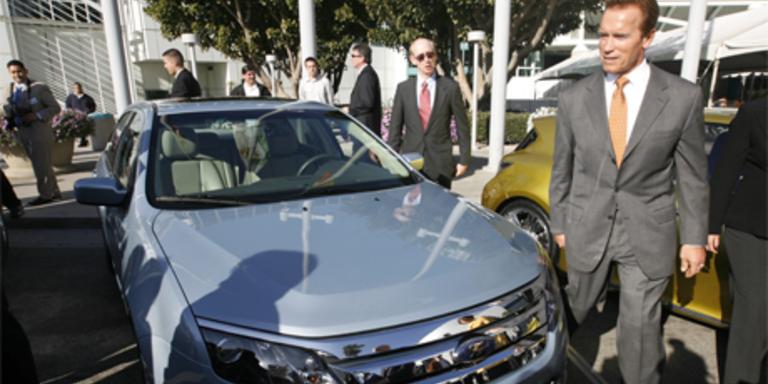 Elektroautos überrollen Kalifornien