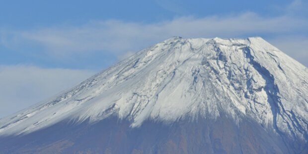 Heiliger Vulkan fordert 2 Tote