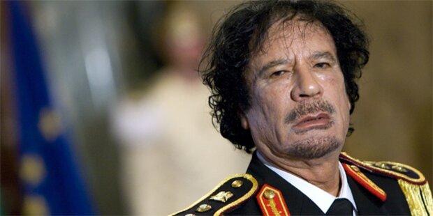 Gaddafi ruft zum Kampf um Tripolis auf
