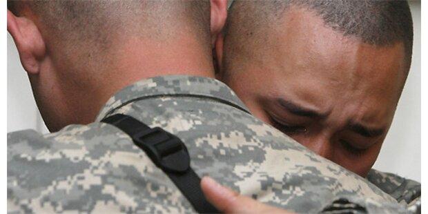 Vier US-Soldaten entführt und ermordet