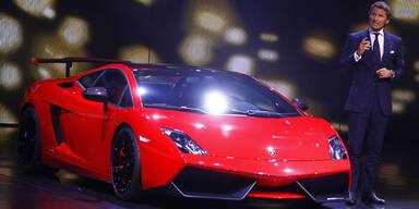 Die Traum- und Luxusautos der IAA