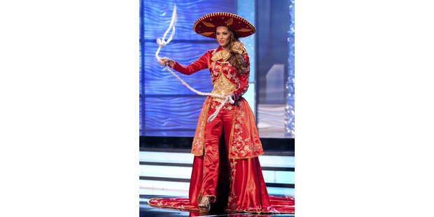 Venezolanerin wurde Miss Universum