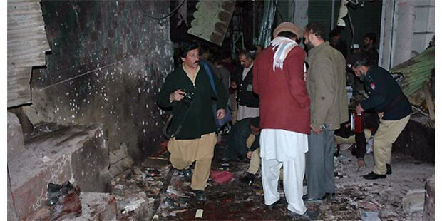 15 Tote bei Bombenanschlag