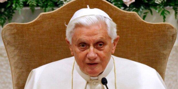 Bischöfe beraten mit Papst über Eklat
