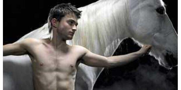 Jetzt bekommt auch New York seinen nackten Potter