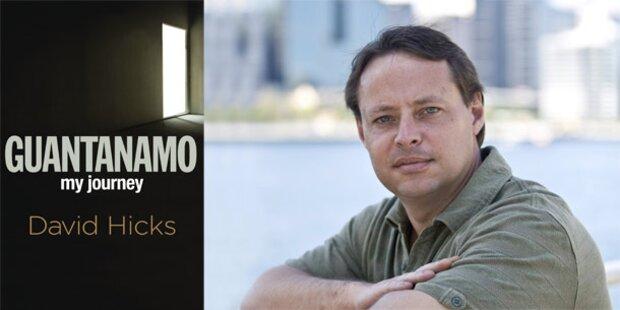 Guantanamo-Buch: Australien friert Erlöse ein