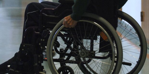 Rollstuhlfahrer beraubt: Täter geschnappt