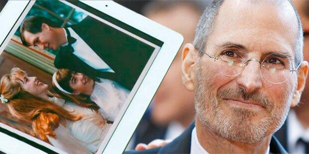 Steve Jobs' privates Foto-Album