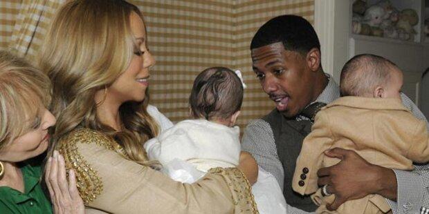 Mariah Carey: Erster TV-Auftritt mit Babys
