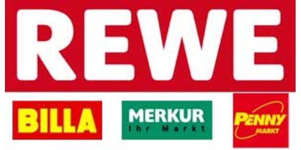 Handelsriese Rewe erzielte 2007 Rekordumsatz