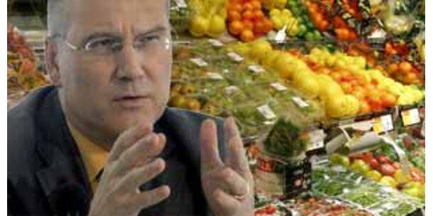 Rewe-Chef: Handel keine Schuld an Verteuerungen