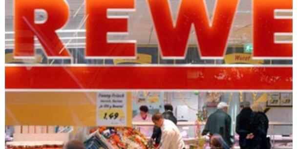 Rewe meldet Adeg-Kauf bei der EU-Kommission an