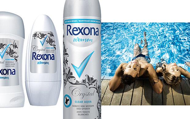 Rexona Women 'Crystal' & Wellness-Wochenende gewinnen