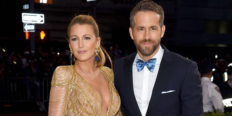 Ryan Reynolds: 'Hut ab vor allen, die dasselbe tun'