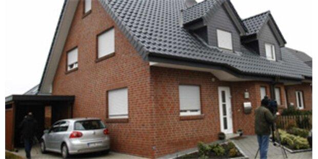 Vater löscht vierköpfige Familie in Rheine aus
