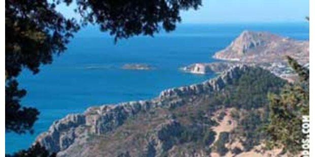 Östliches Mittelmeer von starkem Seebeben erschüttert