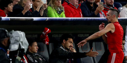 Neuer Bayern-Ärger: Ribery rastet aus