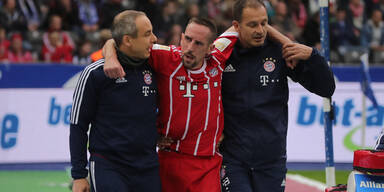 Ribéry-Drama schockt Bayern