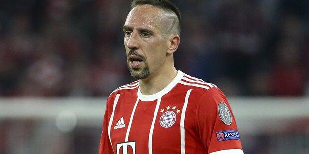 Franck Ribéry hat einen neuen Klub