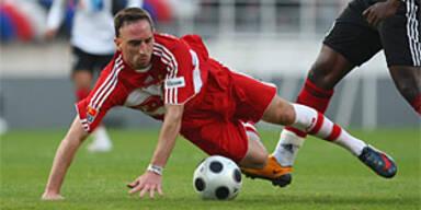 Milan will Bayerns Ribery