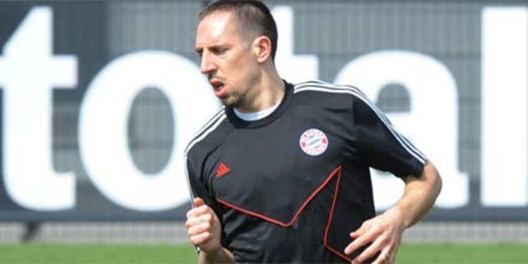 Muss Ribery jetzt ins Gefängnis?