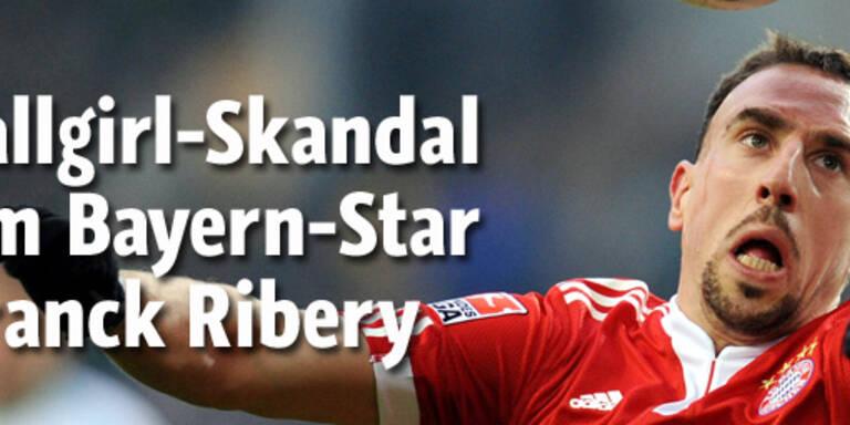 Callgirl-Skandal um Ribery