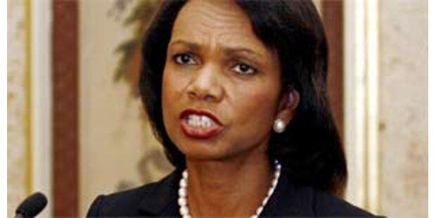 USA und Libyen schlagen bei Besuch von Rice ein neues Kapitel auf