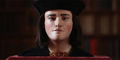 So sah König Richard III. aus