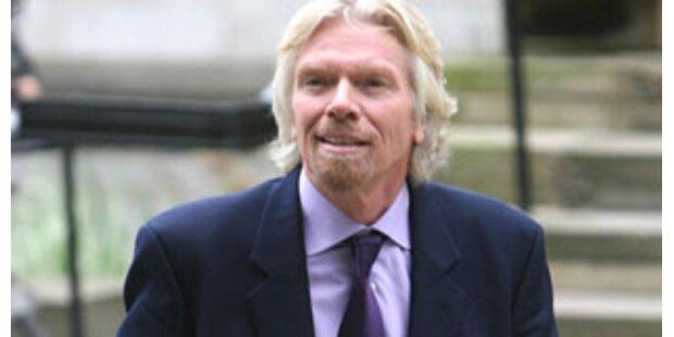 Milliardär Branson unterstützt Maddies Eltern