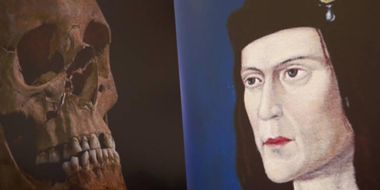 Skelett gehört König Richard III.