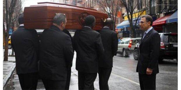Totenwache für Natasha Richardson