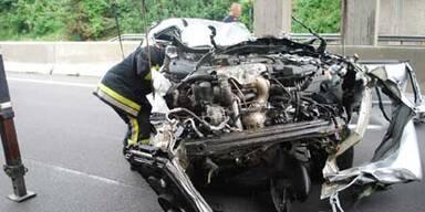 Höchstrichter bei Unfall geköpft