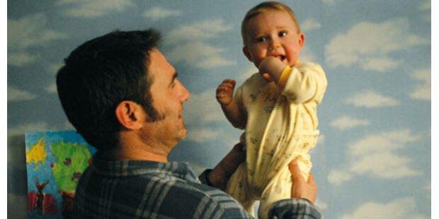 Absturz mit fliegendem Baby