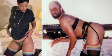 Rihanna Conchita