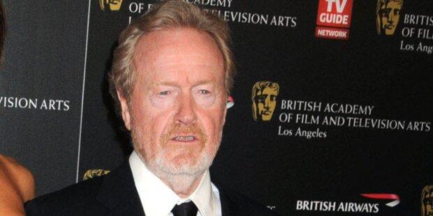 Ridley Scott führt Regie in