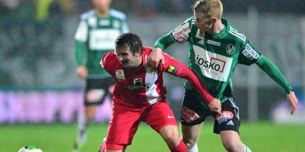Austria deklassiert Innsbruck mit 5:0