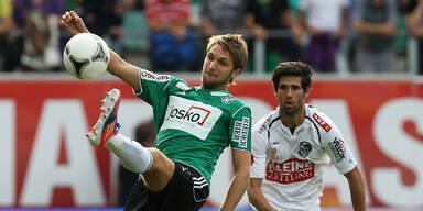 Bundesliga-Partie Ried gegen WAC abgesagt
