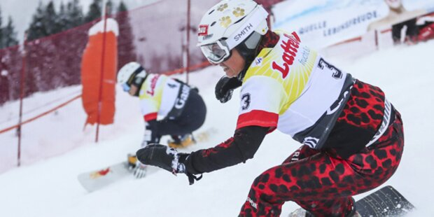 Snowboarderin Riegler feiert Rekord-Sieg