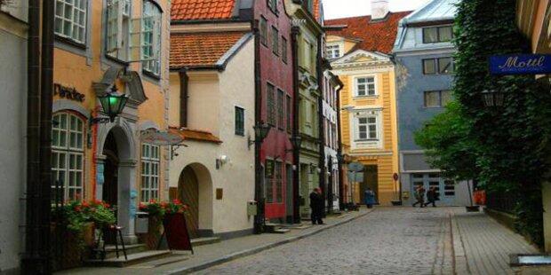 Entdecken Sie Riga zu Ostern