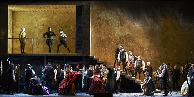 Die letzte Opern-Premiere 2014